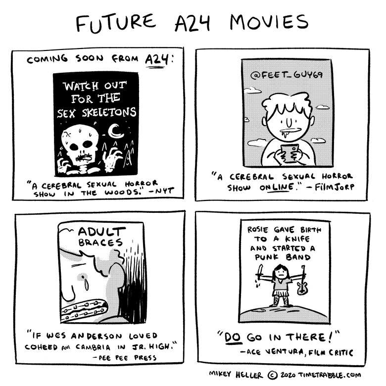 Future A24 Movies