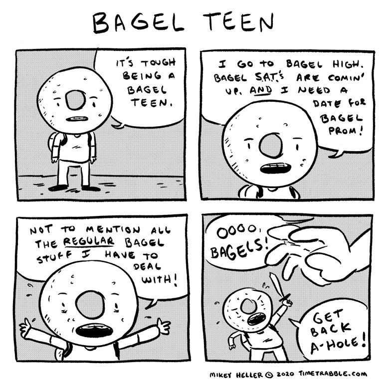 Bagel Teen