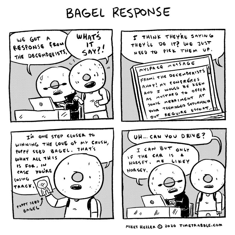 Bagel Response