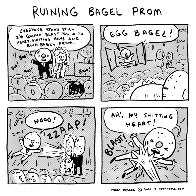 Ruining Bagel Prom