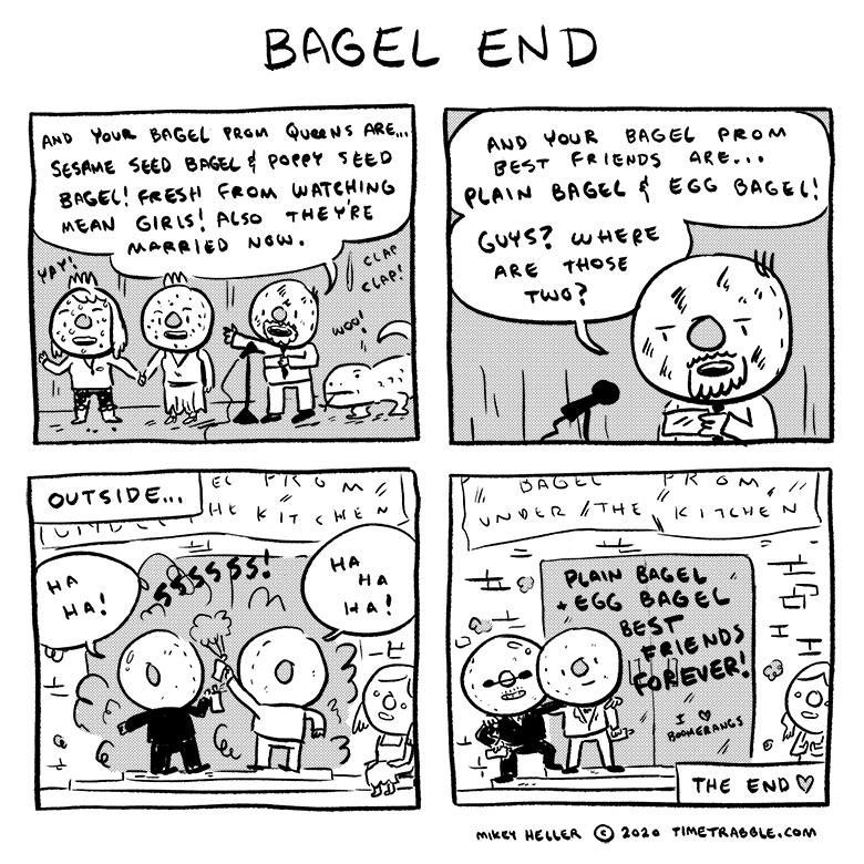 Bagel End