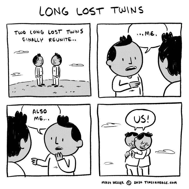 Long Lost Twins