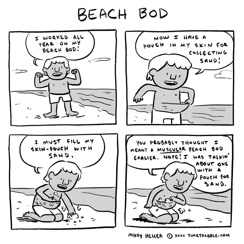Beach Bod