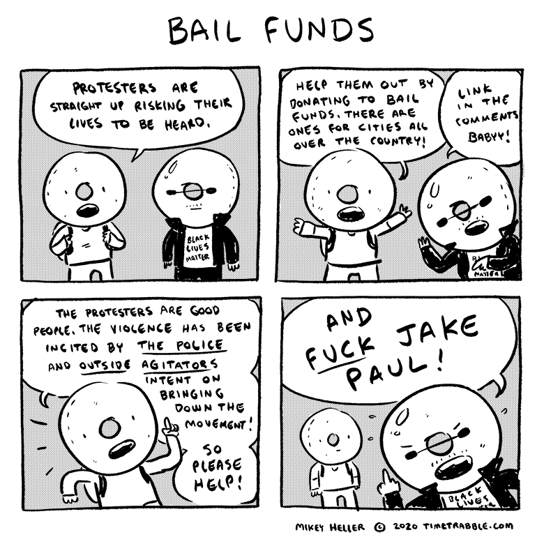 Bail Funds