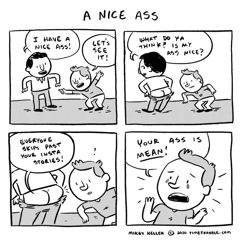 A Nice Ass