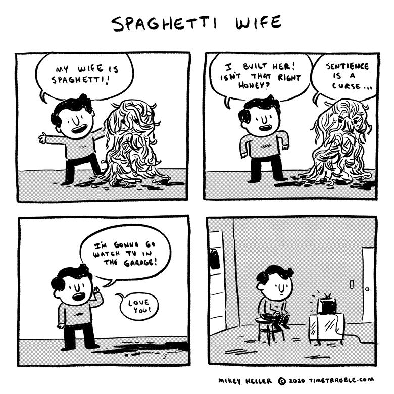 Spaghetti Wife