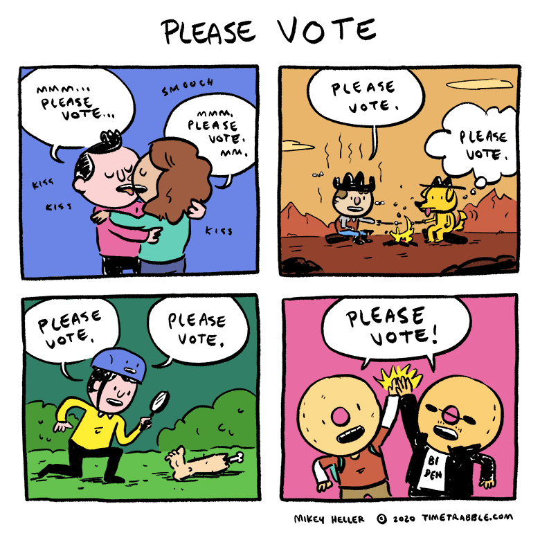 Please Vote