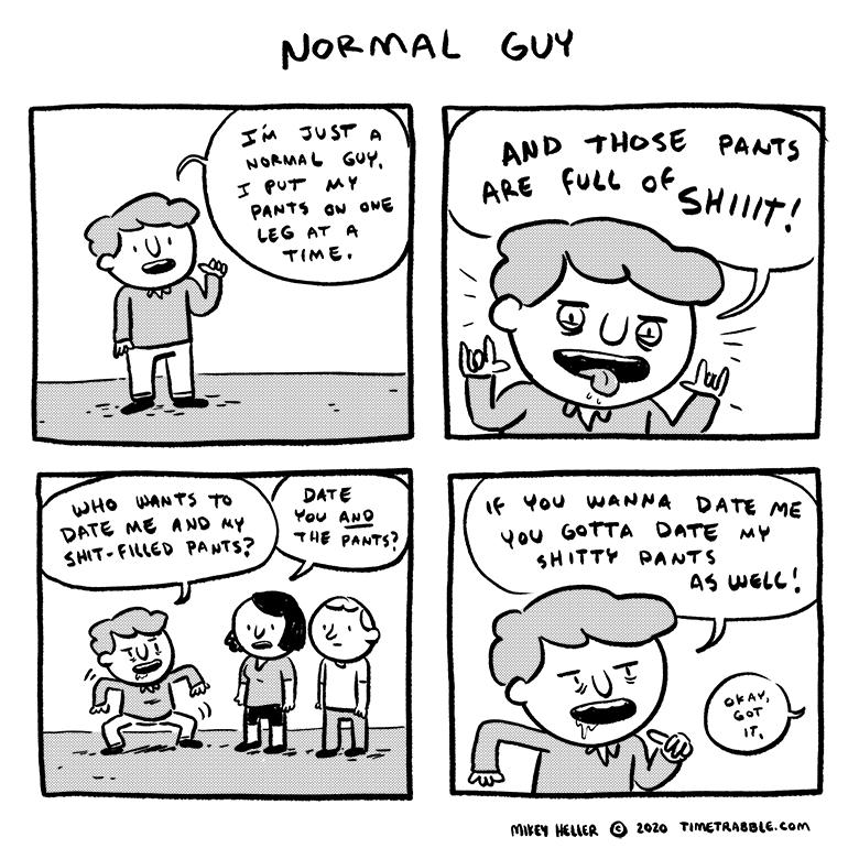 Normal Guy