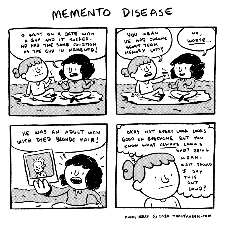 Memento Disease