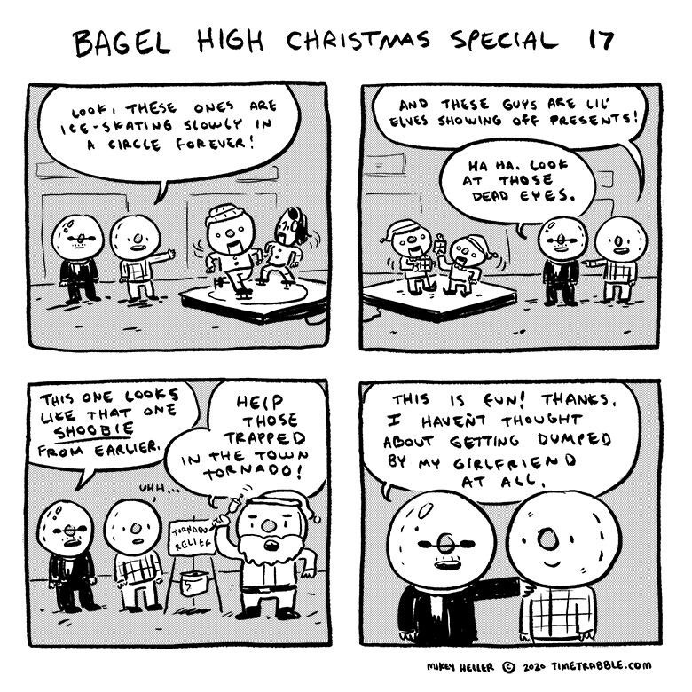 Bagel High Christmas Special 17