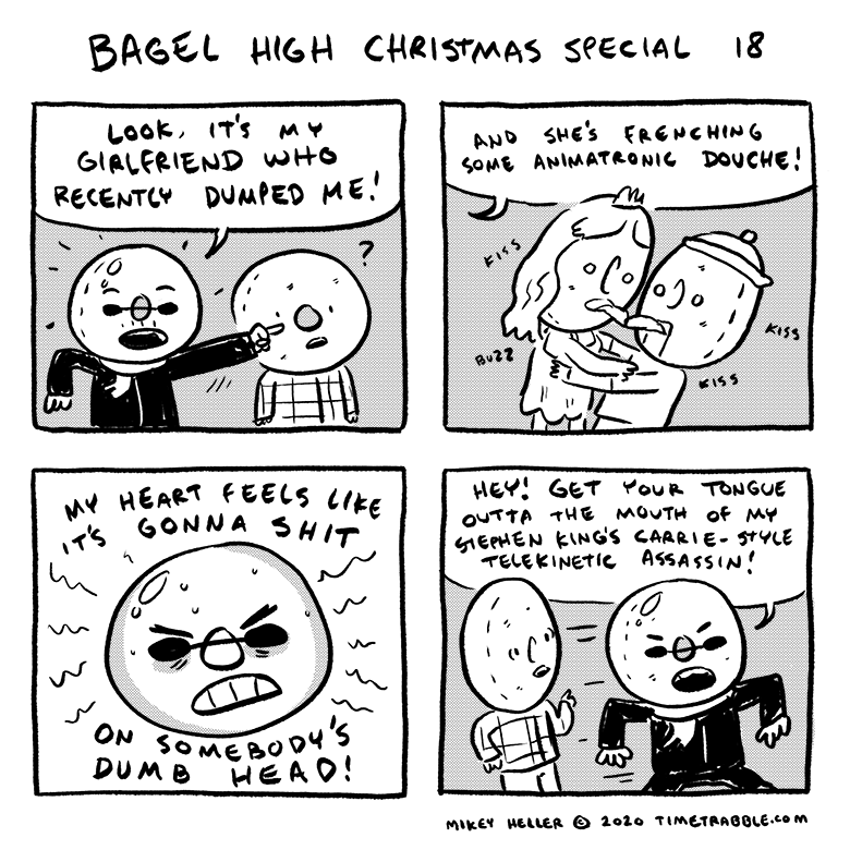 Bagel High Christmas Special 18