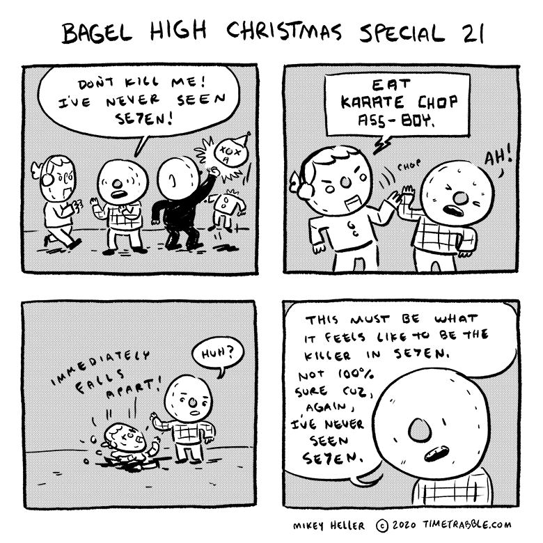Bagel High Christmas Special 21