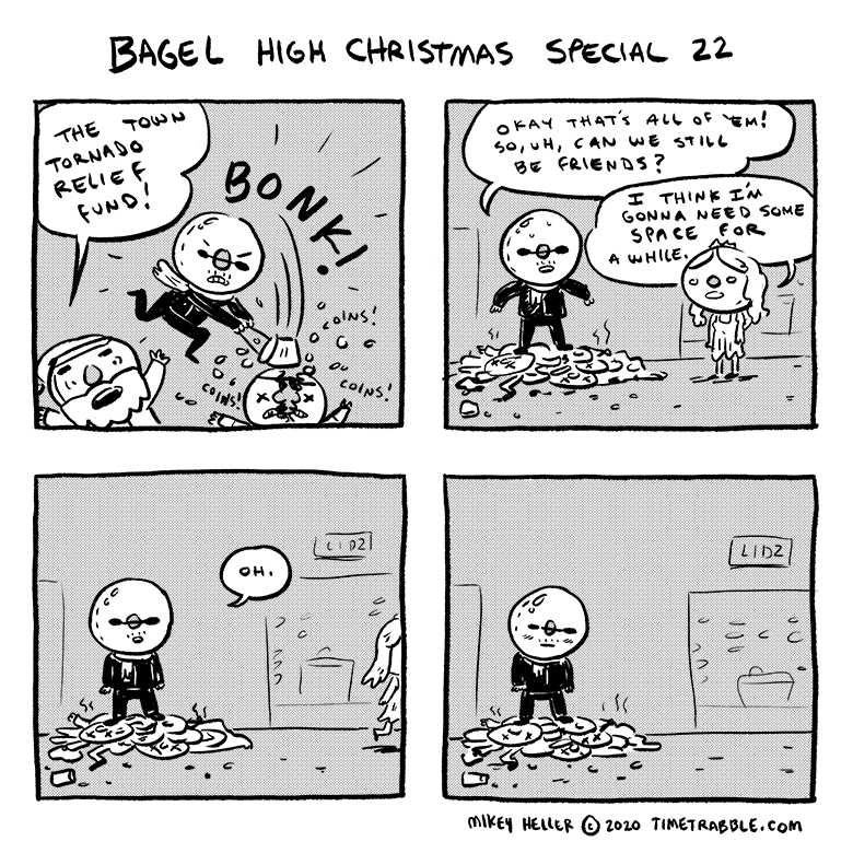 Bagel High Christmas Special 22