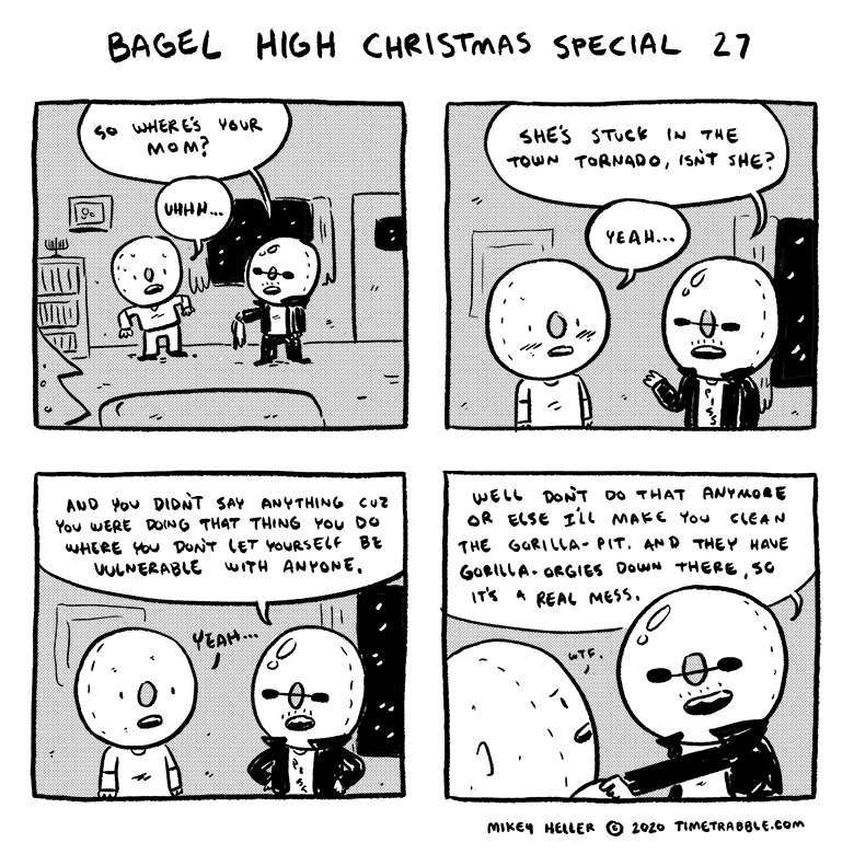 Bagel High Christmas Special 27